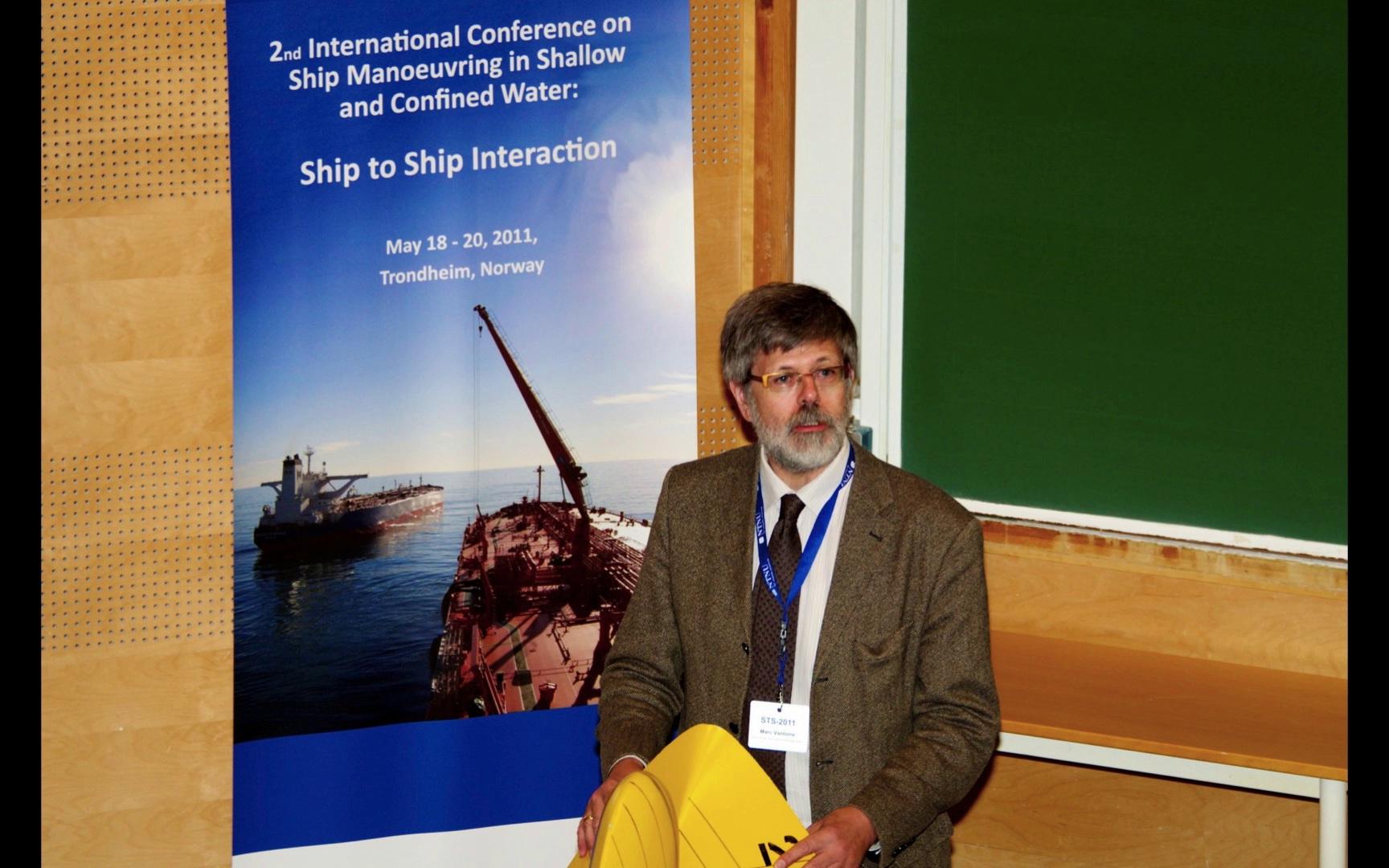 ship to ship interaction